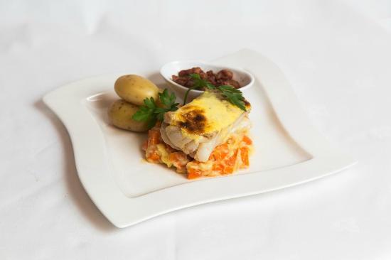 Thon Hotel Vica Alta: Main course