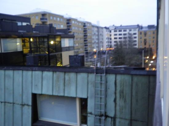 Cumulus Kallio Helsinki: 窓からの眺め