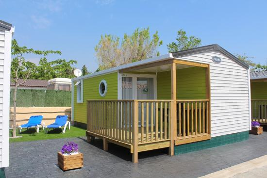 Camping Armanello: Bungalow