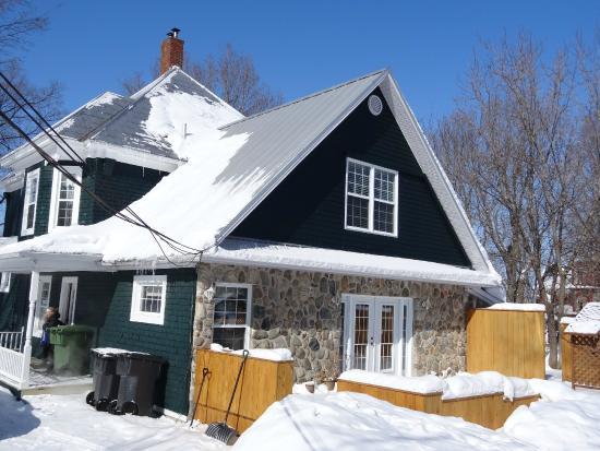Gite McCallum: Terrasse ensoleillée