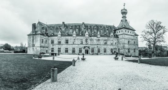 Le Château de Chimay : Château de Chimay