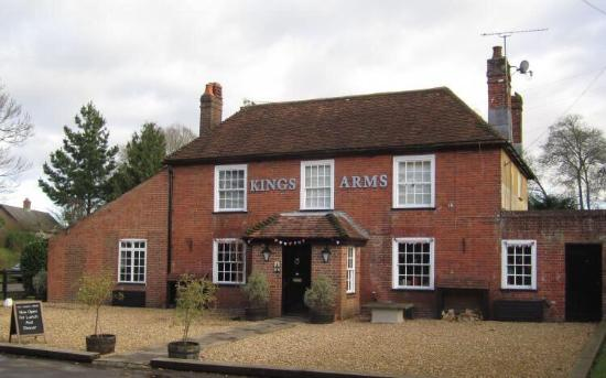The King's Arms at Lockerley