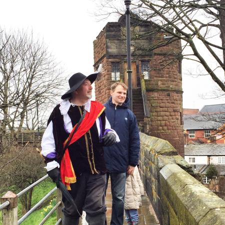 Chester Civil War Tours: Chester tour