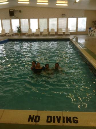 Yarmouth Resort: Indoor Pool