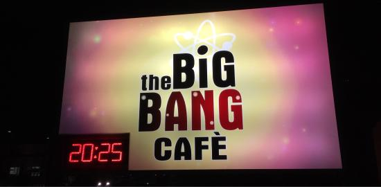 The Big Bang Cafe