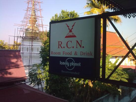 R.C.N. Court & Inn : sign