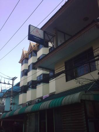 R.C.N. Court & Inn : hotel building