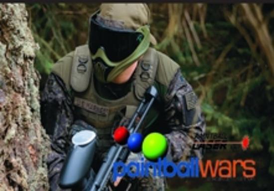 Paintballwars & Airsoftwars