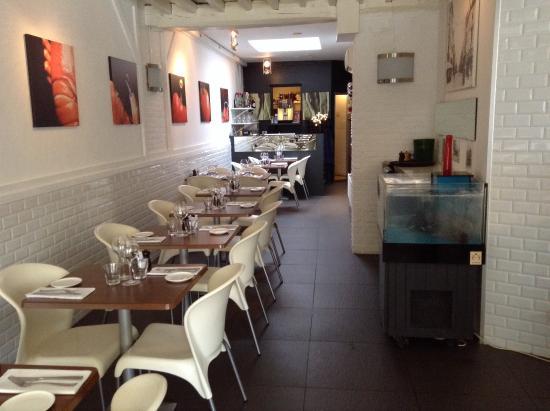 Mojo: Zicht restaurant