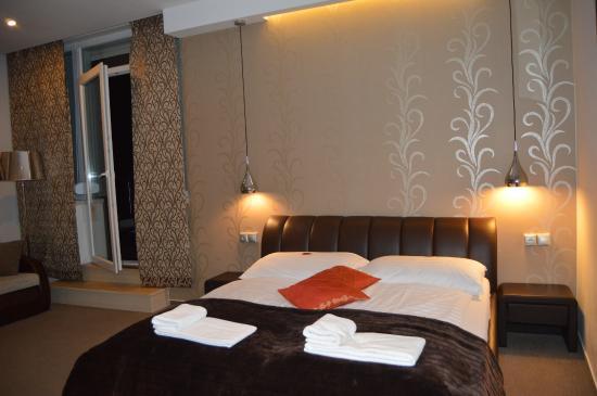 Medosz Hotel : habitación