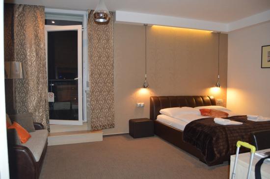 Medosz Hotel: habitación