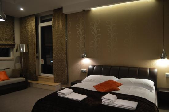 Medosz Hotel: habitacion