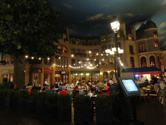 Paris Le St Louis Cafe Las Vegas Nv