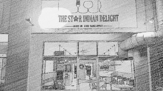 The Star Indian Delight