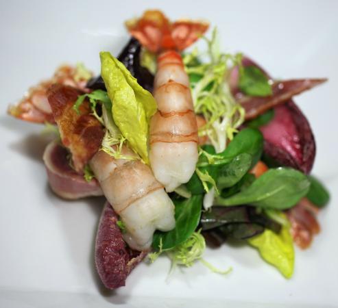 Inn For All Seasons Restaurant: Salad