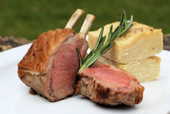 Inn For All Seasons Restaurant: Lamb