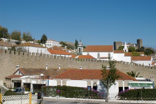 Josefa d 39 bidos hotel obidos portugal voir les tarifs for Hotel a prix bas