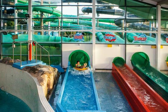 Slide Run Outs Picture Of Wet 39 N 39 Wild North Shields Tripadvisor