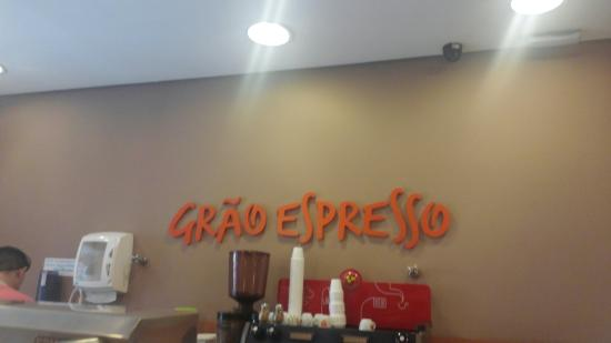 Grao Espresso Shopping Light