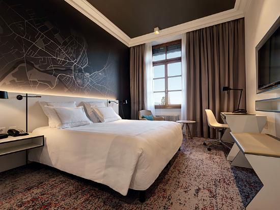 Hôtel Métropole Genève : New Advantage Lakeside room