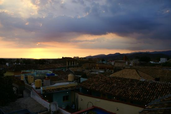Casa Marla y Fernando: panorama dalla terrazza alta