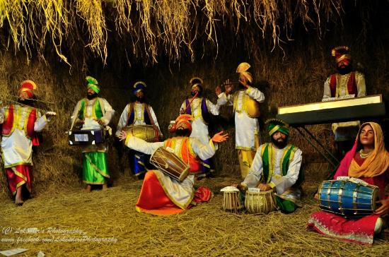 Image result for punjabi music and dance
