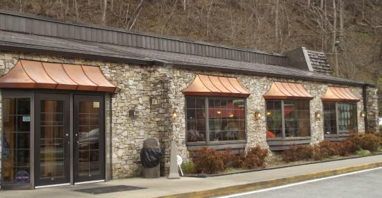 Newfound Lodge Restaurant Cherokee Nc Picture Of