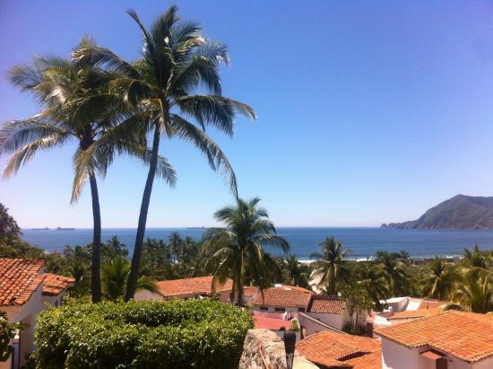 Hotel Vista Playa de Oro Manzanillo : View from our room