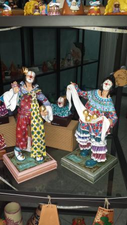 I Caprioli Cartapesta Terracotta