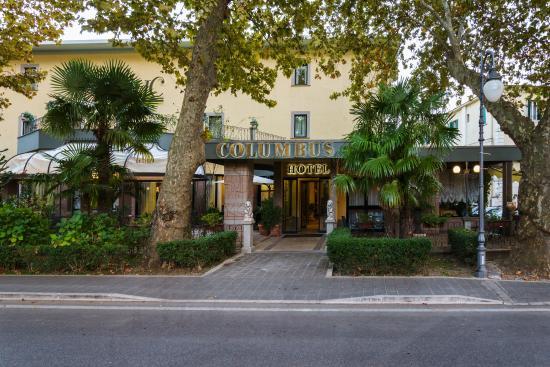 Hotel Columbus: Entrata Hotel