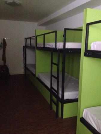 United Hostel Frankfurt City Center: Room