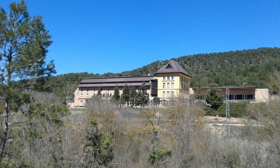 Rocallaura, สเปน: vista del hotel