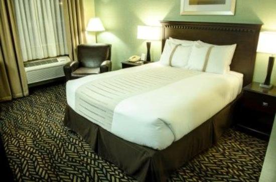 Fireside Inn & Suites: 1 QUEEN GUESTROOM REMODELED