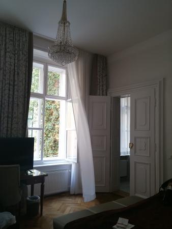 Hotel Mailbergerhof: view of room