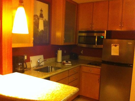 Residence Inn by Marriott Amelia Island: Kitchette