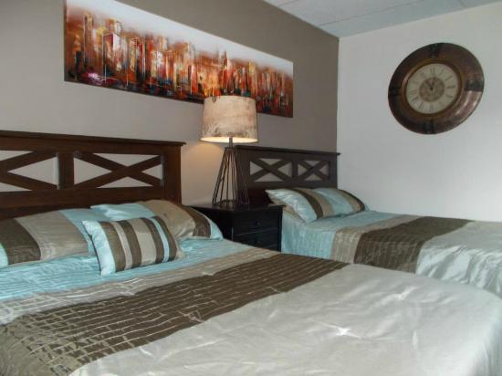 Fort Pitt Motel: Room #10