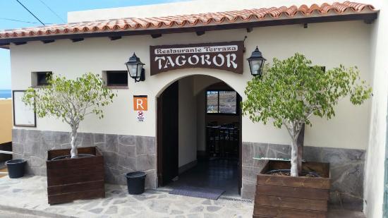 restaurante grill tagoror