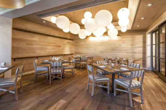 Corsair by scott conant picture of turnberry isle miami for Best private dining rooms miami