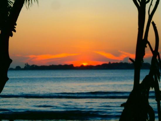 CoCo Bay Unawatuna: le soir le ciel s'embrasse