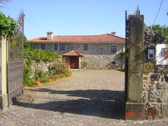 Laje, Portugal: Hotel Turismo Rural em Braga, Portugal