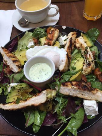 Gotham Cafe: Cobb Salad (Brunch)