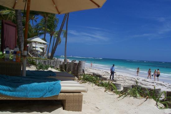 Vik Hotel Cayena Beach Chairs