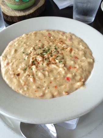 Blue Pete's Restaurant: She Crab Soup