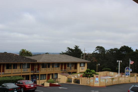 Best Western Park Crest Inn Parte Externa Do Hotel