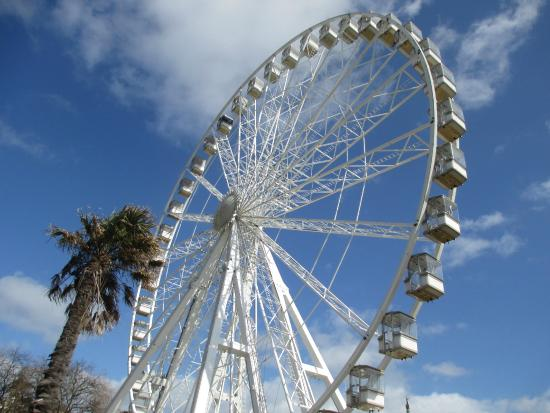 Grosvenor House: Out & About Locally - The Riviera Wheel