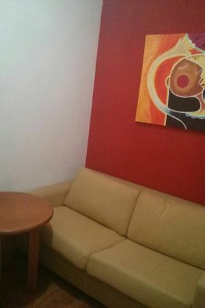 Hotel Suites Mexico Plaza: Habitación 102