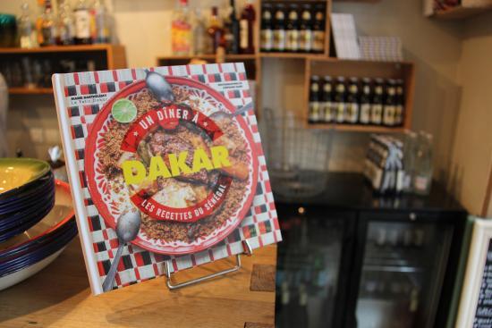 Le Petit Dakar - le livre de recettes