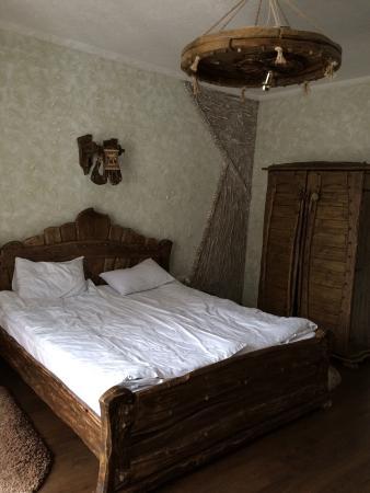 Zgarda Hotel: Спальня