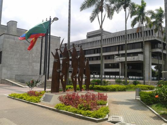 Edificio de la Gobernacion de Risaralda
