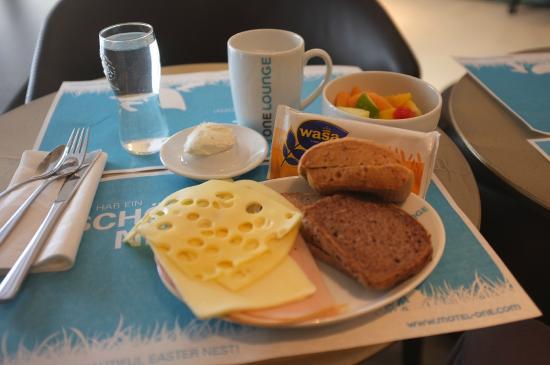 Breakfast Picture Of Motel One Wien Staatsoper Vienna